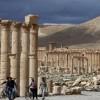 Suriye ordusu Palmira kentini havadan vurdu: 38 IŞİD teröristi öldürüldü