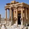 Palmira antik kentindeki tarihi eserler, Cenevre'nin serbest limanında yakalandı