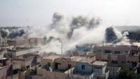 Irak'ın Musul Kentinde IŞİD Teröristlerinin Bomba Uzmanlarından 10 Kişi Öldü