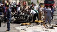 Irak'ın Başkenti Bağdat'ın El Durre Bölgesinde Patlama Gerçekleşti