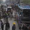 Afganistan'da otobüse yerleştirilen bomba infilak etti