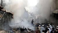 Pakistan'da patlama: 6 Ölü