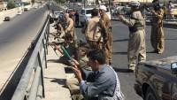 Haşdi Şabi Mücahidleri Tuzhumartu İlçesinde 480 Barzani Ve PKK Çetesini Esir Aldı