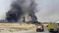S. Arabistan'da petro kimya fabrikasında yangın: 12 ölü
