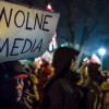 Polonya'da protestocular meclisi işgal etti