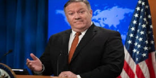 İran İslam Cumhuriyeti'nin Füze Denemesi Büyük Şeytan ABD'yi İyice Kudurttu