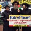 Ortodoks Yahudiler, Siyonist Netanyahu'yu protesto etti