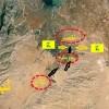 Kusayr bölgesine sızmaya çalışan IŞİD grubu, Hizbullah'ın kurduğu pusu sonucu imha edildi