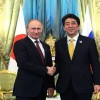 Japonya Başbakanı Abe, Rusya'ya Gitti