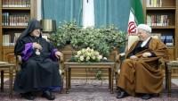 Rafsancani: İslam inkılabının ardından başta Hıristiyanlar olmak üzere dini azınlıklarla sorun yaşanmadı
