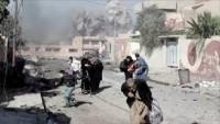 Büyük Şeytan ABD, Rakka'da 4 gün içinde 250 Sivil'i Şehid Etti