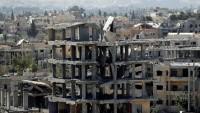 Rakka sakinleri, Suriye Ordusu'nun bölgede düzen sağlamasını istiyor'
