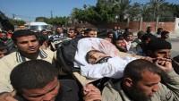 Refah'da HAMAS'ın bir komutanı şehid edildi