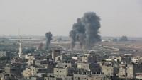 Gazze'de patlama: 5 Filistinli şehid oldu