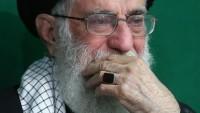 Foto: Dünya Müslümanları ve Mustazafları Rehberi İmam Seyyid Ali Hamaney'in Huzurunda Tasua Merasimi