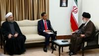 İmam Ali Hamaney: İslam ülkeleri birbirine destek çıkmalıdır