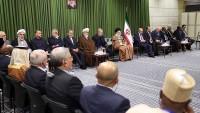 İmam Ali Hamaney: İslam Dünyası Batının Sultasından Kurtulmalıdır