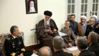 Seyyid İmam Ali Hamaney: Zamanı sona ermiş ambargoların tekrar başlaması ambargo ve yükümlülükleri çiğnemektir