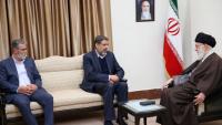 İmam Ali Hamaney: Ortak mücadele şartıyla 25 sene içerisinde Siyonist rejim diye bir şey kalmayacaktır