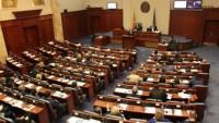 Makedonya'da kriz sona erdi