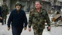 Küfrün Korkulu Rüyası General Kasım Süleymani Halep'te ortaya çıktı