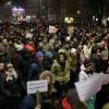 Romanya'da af tasarısına protesto