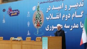 Hasan Ruhani: Düşman kim olursa olsun hezimete uğratırız