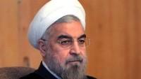 Ruhani: Trump'ın nükleer anlaşmaya zarar vermesine izin vermeyiz