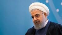 Hasan Ruhani: Avrupa Amerika'nın tek yanlı yaptırımlarına karşı İran ile işbirliği yapsın