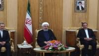 Ruhani: Amerika yönetimi Suriye'yi parçalama peşinde