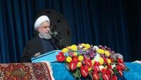 Hasan Ruhani: İran petrol satamazsa, bölgede kimse petrol satamaz