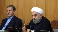 Ruhani: Gücümüzü sadece kendimizi savunmak için kullanıyoruz