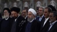 Ruhani: ABD'nin İran karşıtı komplolarını boşa çıkardık