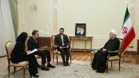 Ruhani: Nükleer anlaşma ve Amerika ile ikili ilişki iki ayrı konu
