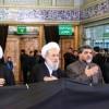Cumhurbaşkanı Ruhani, Aşura merasimine katıldı