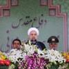 Ruhani: Bölgenin en büyük anti terörizm gücü İran İslam Cumhuriyeti Silahlı Kuvvetleri'dir
