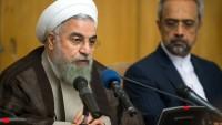 Ruhani: Batı'da terörle mücadele iradesi yok