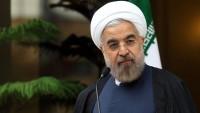 Ruhani: Yaptırımların kaldırılması herkesin yararına