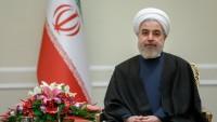 Ruhani: Terörizmle mücadele sancağını taşıyan ülke İran'dır