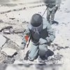 Teröristlerin Halep'te Bıraktıkları Bomba Düzenekleri Temizleniyor