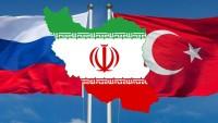 Üç Ülke Tahran'da Suriye'yi Görüşecek