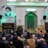 Ayetullah Şahrudi için Tahran'da anma merasimi