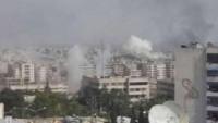 Doğu Ğuta´da sivillerin Suriye ordusunun desteği ile tahliyeleri devam ediyor