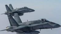 ABD Koalisyonu Suriye Halkını Bombalamayı Sürdürüyor