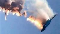İran'da teknik bir arıza nedeniyle savaş uçağı düştü