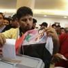 Suriye parlamento seçimlerine katılım %60
