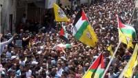 Kudüs Şehidi Ebu Latife, Yüzlerce Kişinin Katıldığı Törenle Toprağa Verildi