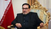Şemhani: İran'ın Suriye Krizini Sonlandırmak İçin 4 Maddelik Planı Sunuldu