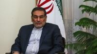 Şemhani: İran hiçbir önşartı kabul etmeksizin Suriye zirvesine katıldı
