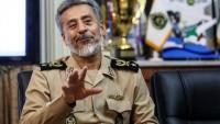 Tuğamiral Seyyari: İran Deniz Kuvvetleri, Hazar'ın güvenliğini sağlayabilir